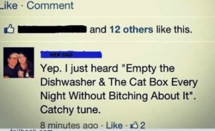 13 Parents Who Just Owned Their Kids on Facebook