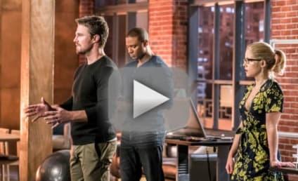 Arrow Season 6 Episode 10 Recap: Divided
