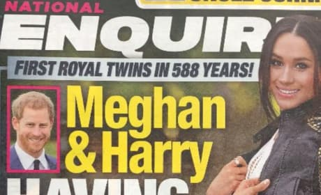 Meghan Markle Pregnant Story