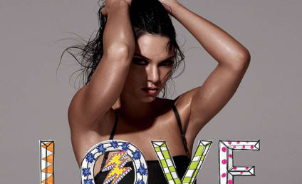 Kendall Jenner is in LOVE with Sleek Bikini Body