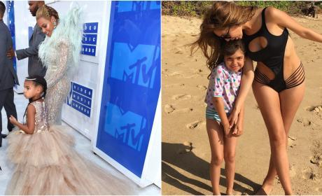 Beyonce Blue Ivy VMAs 2016 Farrah Abraham Sophia Beach