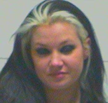 Amanda Overmyer Mug Shot