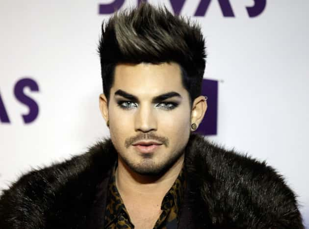 Adam Lambert, Facial Hair