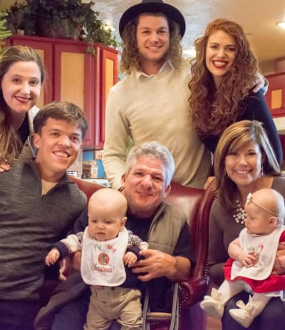 Matt Roloff and Family