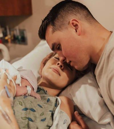 Josie Bates and Kelton Balka Welcome 2nd Child! Meet Their Rainbow Baby!