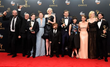 Game of Thrones Breaks Emmy Awards Record