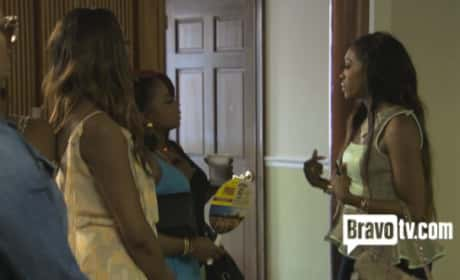 The Real Housewives of Atlanta Clip: The Underground Railroad Wasn't Real?