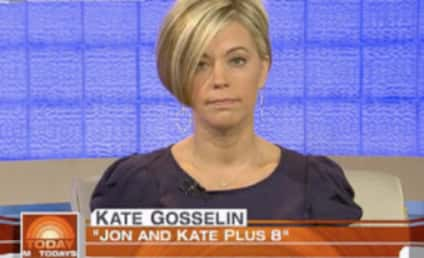 Kate Gosselin Today Show Nonsense: Hurt By Jon, Wearing Wedding Ring, Hanging in There