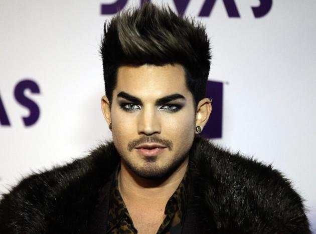 Adam Lambert, Facial Hair