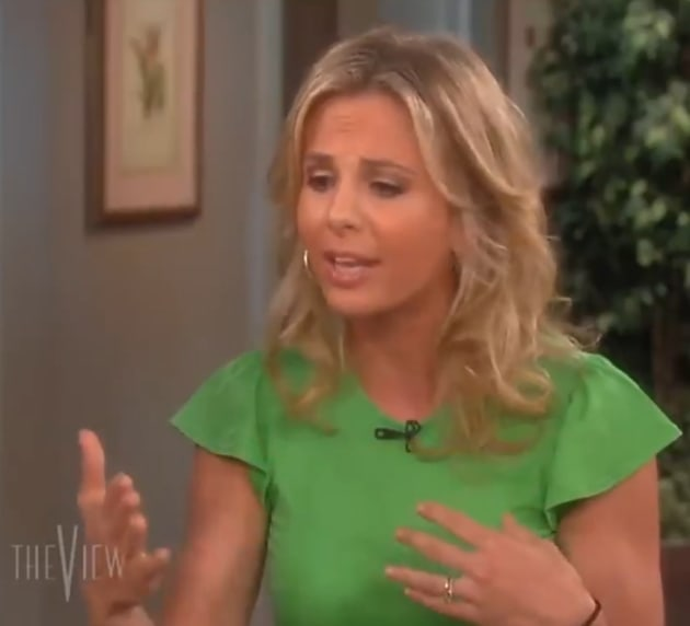 Elisabeth Hasselbeck Drops F-Bombs, Vows To Quit The View