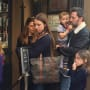 Ben Affleck and Jennifer Garner in Paris