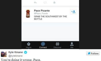Kyle Kinane, Pace Salsa Throw Down in Twitter Showdown: Must-Read!