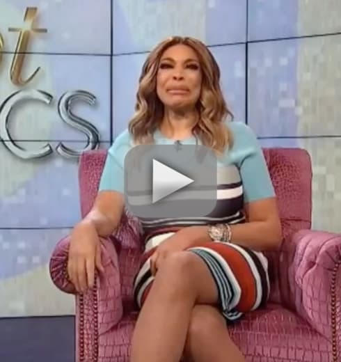 Wendy williams danced with blac chyna and then cried about it on