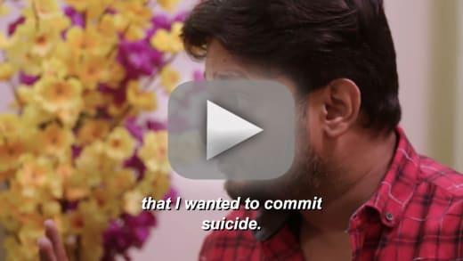 Sumit reveals arranged marriage made him suicidal on 90 day fian