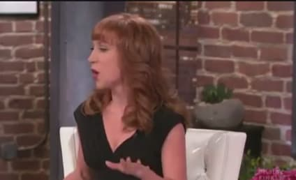 Kathy Griffin Jokes About Demi Lovato Cutting Herself: Fair or Foul?