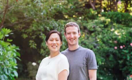 Mark Zuckerberg and Priscilla Chan: Pregnant!