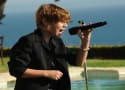 Reed Deming Says Hey to Delilah, X Factor Viewers