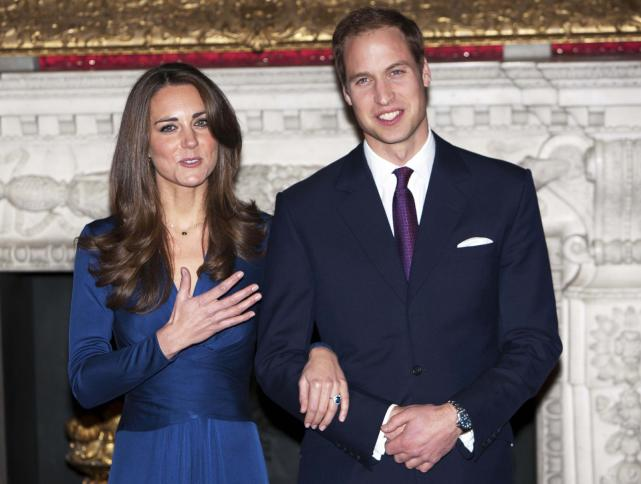 The Future King and Queen