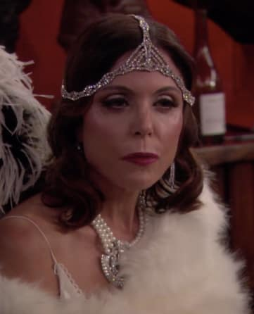 Bethenny on RHONY