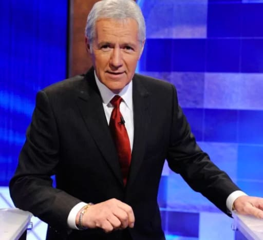 Jeopardy Host