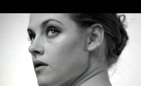 Kristen Stewart Florabotanica Commercial
