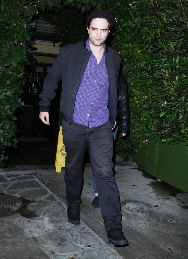 Peeved Pattinson