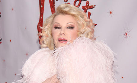 Do you find Joan Rivers funny?