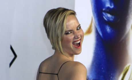 Jennifer Lawrence in New York