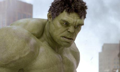 Mark Ruffalo as The Hulk