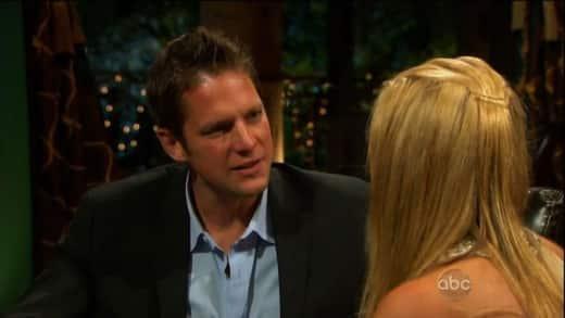 Chris Lambton on The Bachelorette