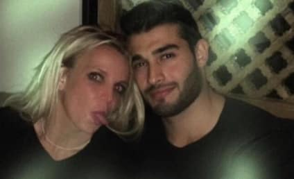 Britney Spears and Sam Asghari Cuddle Up in Intimate Video!