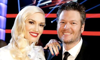 Gwen Stefani & Blake Shelton: Faking Their Romance For Ratings?