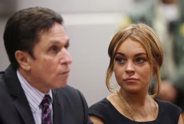 Mark Heller, Lindsay Lohan