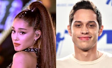 Pete Davidson Confirms Engagement to Ariana Grande: I Feel Like I Won a Contest!