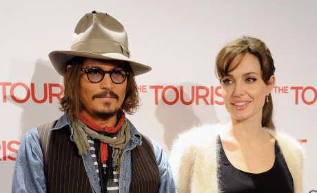 Johnny Depp Angelina Jolie Pic