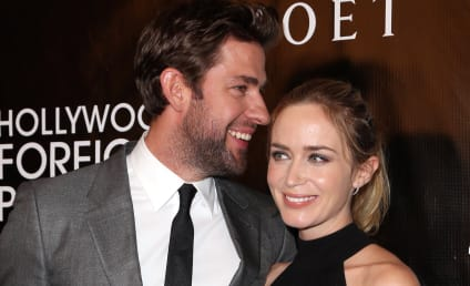 John Krasinski and Emily Blunt: Expecting Baby #2!