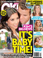 Baby Time for Kim?