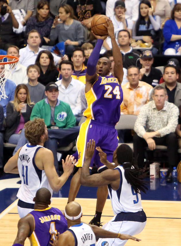 Kobe Shoots