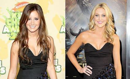 Fashion Face-Off: Ashley Tisdale vs. Stephanie Pratt