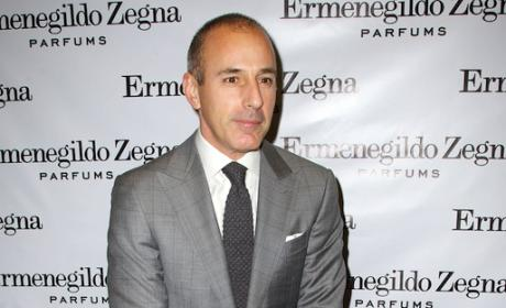 Patient Matt Lauer