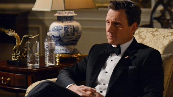 Fitz on Scandal
