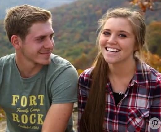 Joy-Anna Duggar and Austin