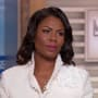 Omarosa on Meet the Press