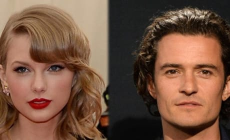 Orlando Bloom Wants Taylor Swift?!