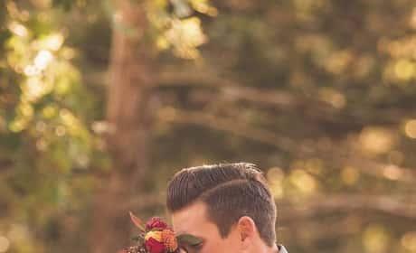 Chelsea Houska Cole DeBoer wedding picture