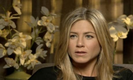 Jennifer Aniston Interview