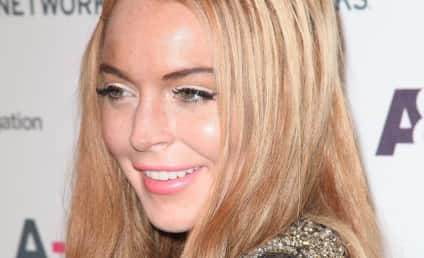 Lifetime to Lindsay Lohan: NO MORE Driving!