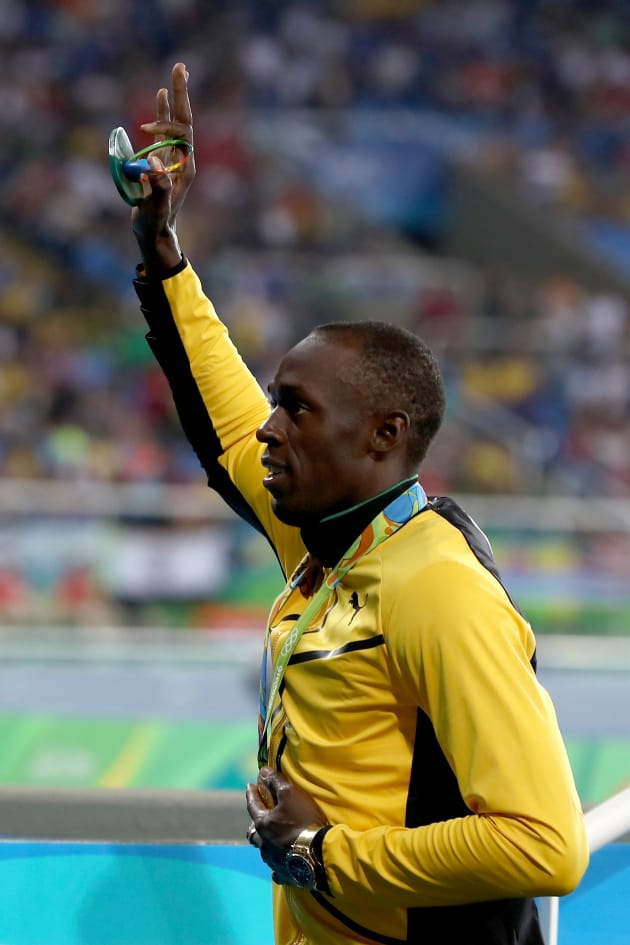 Usain Bolt Caught In Bed With Another Woman - The -8347