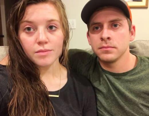 Joy-Anna Duggar and Austin Forsyth on YouTube