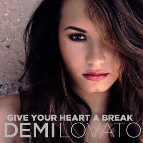 Demi Lovato Single Cover